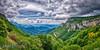 View from Col De Rousset_7040 (George Vittman) Tags: landscape diois france vercors naturephotography nikonpassion jav61photography jav61 fantasticnature