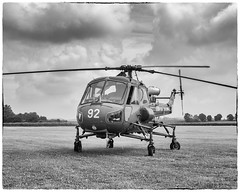Westland Wasp (Linton Snapper) Tags: shuttleworth shuttleworthcollection oldwarden bedfordshire blackandwhite airshow aircraft lintonsnapper