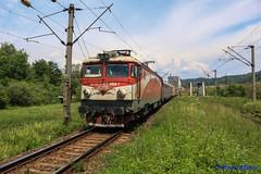 477-054-7 (Mihai Roșu) Tags: cfr calatori 060 ea asea electroputere craiova romania 6600 kw softronic 054 train railroad locomotive cluj bucuresti 1836 m202 electric