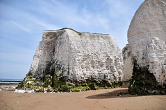 DSC_4878 (Thomas Cogley) Tags: botany bay seaside sea front seafront beach cliff chalk shore formation