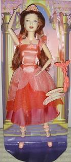 2006 Barbie in the 12 Dancing Princesses Princess Edeline Doll (Fair Version) (2)