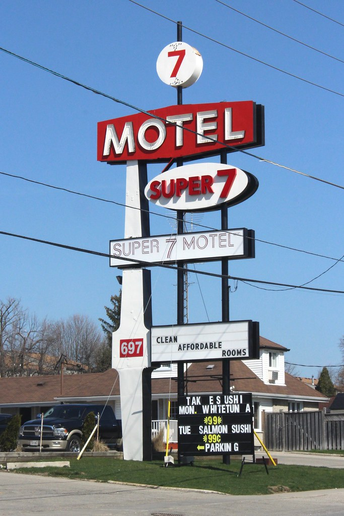 Super  Motel London Ontario