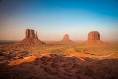 Monument Valley Utah West & East Mittens Buttes Breaking Sandstorm High Res McGucken Fine Art Photography Sunset! Epic Utah Desert Western Film Landscape! American West! Nikon D810 & 28-300mm Nikkor Zoom Lens! John Ford John Wayne Movie Scenic Vista View (45SURF Hero's Odyssey Mythology Landscapes & Godde) Tags: monument valley utah west east mittens buttes breaking sandstorm high res mcgucken fine art photography sunset epic desert western film landscape american nikon d810 28300mm nikkor zoom lens john ford wayne movie
