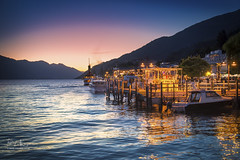 New Zealand (Ed Kruger) Tags: 2018 allrightsreserved aotearoa edkruger lakewakatipu millakruger nz newzealand queenstown southisland abaconda blue boat cityscape copyrights january kirillkruger kiwi lake pinl qfse rodkruger travel travelphotography yellow otago
