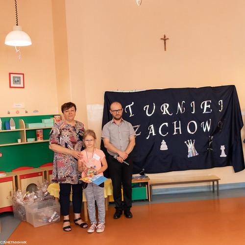 VIII Turniej Szachowy Przedszkolaków o Mistrzostwo Świdnicy-93