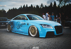 WSEE TOUR 2018 (JAYJOE.MEDIA) Tags: audi ttrs low lower lowered lowlife stance stanced bagged airride static slammed wheelwhore fitment bbs bbswheels