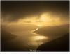 Uitizcht vanaf Skeiðsskarð (nandOOnline) Tags: atlantischeoceaan eilanden faroe faroer fã¸royar landschap oceaan skeiã°sskarã° uitzicht zonlicht zon fjord water wolken