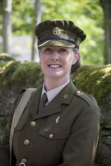 20180519_067 - Tracy (David-Hall) Tags: woman tracy uniform haworth 1940s