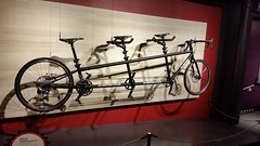 ChicSciMus_111_ArtofBicycle (AgentADQ) Tags: art bicycle museum science industry chicago illinois velocipede comotion tandem