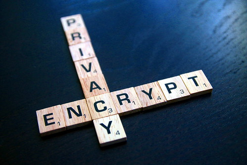 Privacy and Encryption by Infosec Images, on Flickr