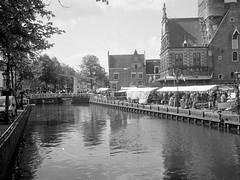 Alkmaar cheese market (25/8) Tags: olympus pen ee2 agfaphoto apx100 apx100new ilfotecddx ilfotec