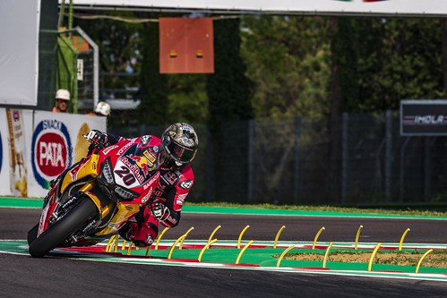 """WSBK Imola 2018 • <a style=""""font-size:0.8em;"""" href=""""http://www.flickr.com/photos/144994865@N06/41645142154/"""" target=""""_blank"""">View on Flickr</a>"""