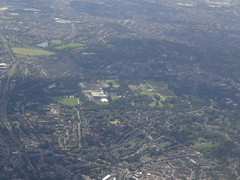 Crystal Palace Park from the air (Ben Sutherland) Tags: crystalpalace london southeastlondon aerialphotosofcrystalpalace aerialphotosoflondon sydenham crystalpalacetransmitter crystalpalacemast crystalpalacepark crystalpalacestadium