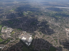 Crystal Palace and Anerley from the air (Ben Sutherland) Tags: crystalpalace london southeastlondon aerialphotosofcrystalpalace aerialphotosoflondon sydenham crystalpalacetransmitter crystalpalacemast crystalpalacestadium