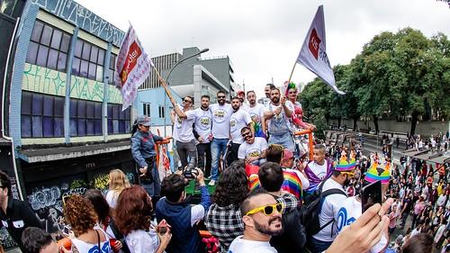 São Paulo Pride 2018