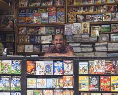 Indian vendor (Sharpshooter Alex) Tags: merchant seller india indian vendor male man smiling kerala asia