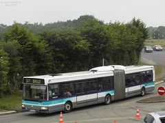 Renault Agora L €2 n°314 (ChristopherSNCF56) Tags: renault bus agora l 314 star keolis rennes stjacques transport urbains autobus