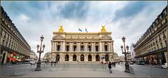 Opera Garnier (Totugj) Tags: nikon d5100 sigma 816mm teatro theater opera parís francia france europa europe garnier