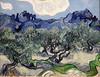 New York, Museum of Modern Art, van Gogh, The Olive Trees DSCN3200 (ianw1951) Tags: art artgalleries moma newyork paintings vangogh