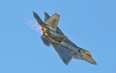 Gunfighter skies 2018 (Who Jets) Tags: f22 raptor sigma 150500mm airshow canon mountainhome gunfighterskies