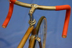 CR2018-2163 Cinelli Pista 1949 - Chip Duckett (kurtsj00) Tags: classic rendezvous 2018 vintage lightweight bicycles bike cinelli pista 1949 chip duckett