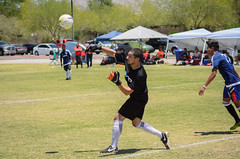 AZ United Phoenix (Nobiefromcg) Tags: soccer football az azunitedfc scottsdale sports complex soccerball ball copaalianza azunited goalie goal posts arizona nikon d7000 azunitedphx