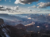 Canyons, lost and found.. (Kadu Flyer) Tags: grand canyon grandcanyon clouds