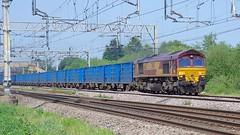 68113 (Martin's Online Photography) Tags: ews train locomotive cheshire freight transport actonbridge nikon nikond7200 66113