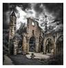 Lieu de mémoire (Briren22) Tags: ruines abbaye allemagne forêtnoire ciel ngc