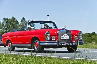 Mercedes-Benz 220 SE Cabriolet 1964 (4396)