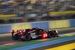 Rebellion Racing - Rebellion R13-Gibson (Thomas Courtonne) Tags: 2018 lemans 24hours 24heures 24heuresdumans 24hoursoflemans 24 rebellion r13 laurent beche menezes gibson lmp1 night nuit