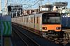 Tobu Railway 51051, Higashi-Mukojima (Howard_Pulling) Tags: tokyo japan rail railway zug bahn train trains trainsinjapan japanese howardpulling photo picture gare