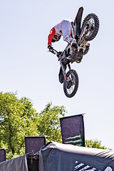 C58R2235 (Nick Kozub) Tags: is ii montreal f1 monster energy compound fmx show demo aerial acrobatic inverted insane trick crazy vertical airborne kissthesky whereisjohannes stunt defy gravity grand prix canada freestyle motocross canon eos 1d x ef usm l 20700 f28