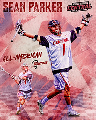 Sean_Parker_MLax_All_American_Graphic_18 (Sideline Creative) Tags: graphicdesign capturingthemoment lacrosse laxedits footballdesign digitalart sportsedit sportsgraphics sportsedits socceredit socceredits poster sportsposters photoshop montage collage 1dx canon allamerican