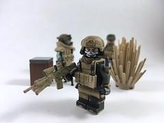 Specter (DarkNinjaCustoms) Tags: tinytactical brickarms lego eclipsegrafx custom specter citizenbrick minifig minifigcat sidan