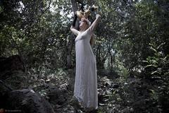 IMG_5728 (m.acqualeni) Tags: manu manuel acqualeni photographe fille femme nue nudité sexy trash thrash forêt nature arbres dark sombre décalé gothique goth gothic hood animal extérieur witch sorciere sorcière magie magic noir incantation paganisme esprit spirit