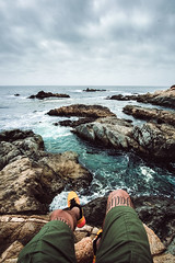 Cold days in Big Sur are always nice too. (Playground Sideways) Tags: xpro2 hypebeast tones 12mm rokinon12mm fujifilm california bigsur