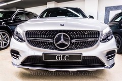Mercedes GLC 43 AMG 4M | Carbono | Plata | Auto Exclusive BCN