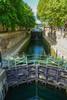 Canal Saint Martin (jmarnaud) Tags: france paris spring 2018 people canal saint martin street walk old building boat water