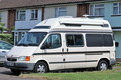 N226 ARR (Nivek.Old.Gold) Tags: 1996 ford transit 100 d lwb autosleeper camper 2496cc