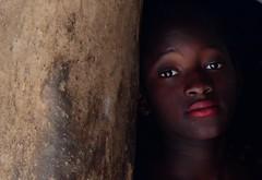 Senegal- Iwol (Bedik village in Kedougou province) (venturidonatella) Tags: africa senegal bedik minorities minoranza village villaggio iwol gentes people persone portrait ritratto ombra shadow occhi eyes sguardo look nikon nikond500 d500 colori colors espressione emozioni emotion kedougou bestportraitsaoi persona