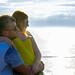 le couple (jbroma69) Tags: couple femme homme sun soleil contre jour ciel sky nuage nuages sony alpha 7 a7 ilce7 cloud mer plage beach eau water sea