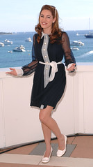 Kelly Brook at a Photo Session for 'Fishtales' at the Hilton Hotel at the 60th Cannes Film Festival in Cannes, France May 17 2007 (antoniusbudyono11) Tags: cannes france