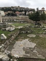 Biblioteca di Adriano - Atene (vanholy) Tags: bibliotecadiadriano atene