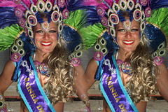 IMG_8496 (tam3d) Tags: tam3d carnavalsf carnavalsf2018 carnaval sfcarnaval sf missiondistrict parade festival costume dancer samba model models portrait fashion sanfrancisco 3d stereoscope stereophotography stereoimage crosseyed crossview loreo people party