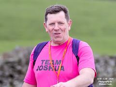 B57I4134-K2B-&-C2B (duncancooke.happydayz) Tags: k2b charity cumbria coniston c2b keswick barrow people walk walkers run runners