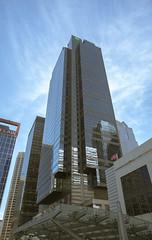 TD Tower (Budgetographer) Tags: downtown calgary td blue fuji 1655 city cityscape skyscraper mood feel