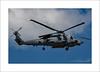 Mayport helicopter (prendergasttony) Tags: helicopter navy naval tonyprendergast nikon blue clouds florida jacksonville mayport pilot blades d7200 airwolves helicoptermaritimestrikesquadron hsm40 maritime