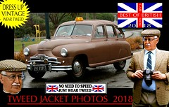 British Cars tweed jacket photos 2018 part 22 (The General Was Here !!!) Tags: car auto nz kiwi cap coat jacket mens old older fashion retro canon outdoor driving vintage tweed houndstooth 2018 dapper oldman wearing blazer plaid distinguished ride run veteran timer british uk scottish english country cars autos vehicles show club rally parade newzealand vintagecarclub queensbirthday june oldcar southisland classiccars headlight windscreen wheels chrome alt silverfox menswear weartweed