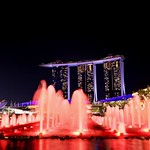..colorful skyline of Singapore.. thumbnail
